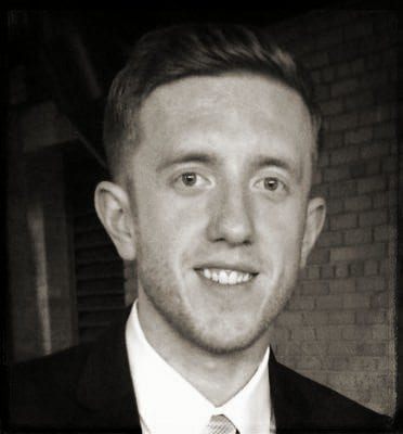 a photo of Zach Burkes