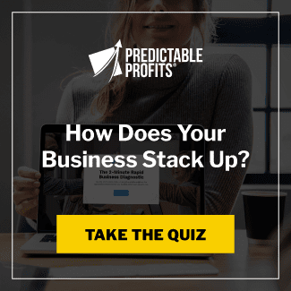 click to take a 2-minute business diagnostic quiz