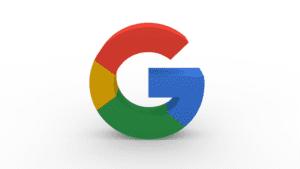 """Google's """"G"""" logo"""