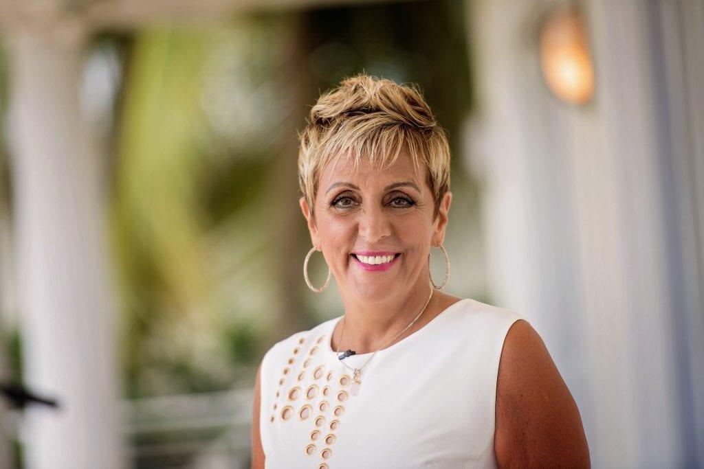 photo of Linda Mitchell