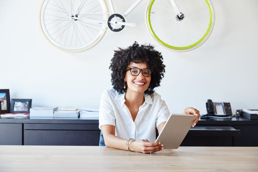 thumbnail image of a female e business owner