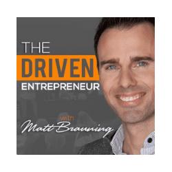 The Driven Entrepreneur logo